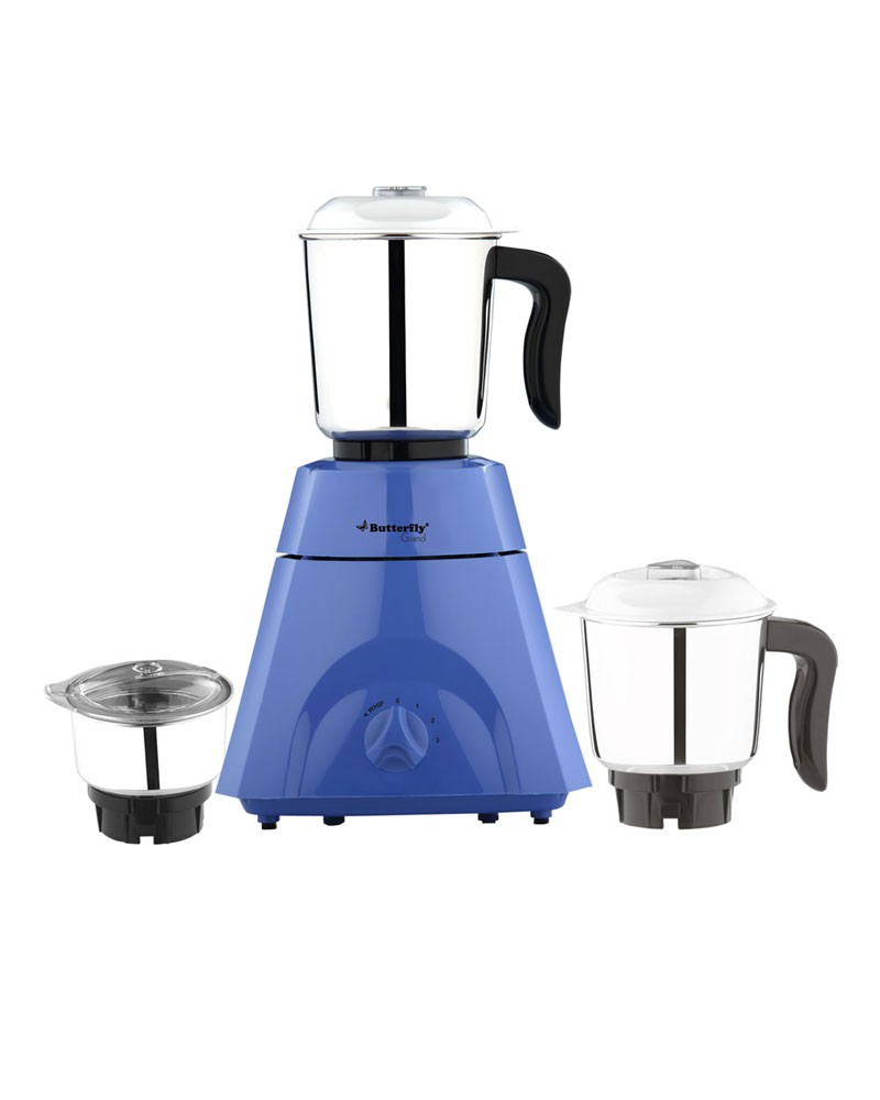 buy butterfly grand plus 3 jar mixer grinder white at best price in india. Black Bedroom Furniture Sets. Home Design Ideas
