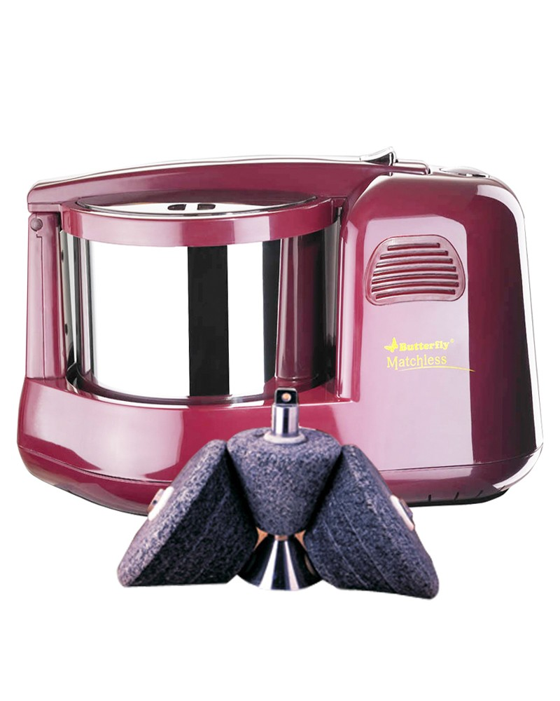 Butterfly Kitchen Appliances Buy Butterfly 2 Litres Matchless Table Top Wet Grinder Online