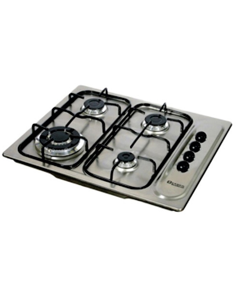 Buy Faber 4 Burner Stainless Steel Built In Hobs Gas Stove - MH40TR ...