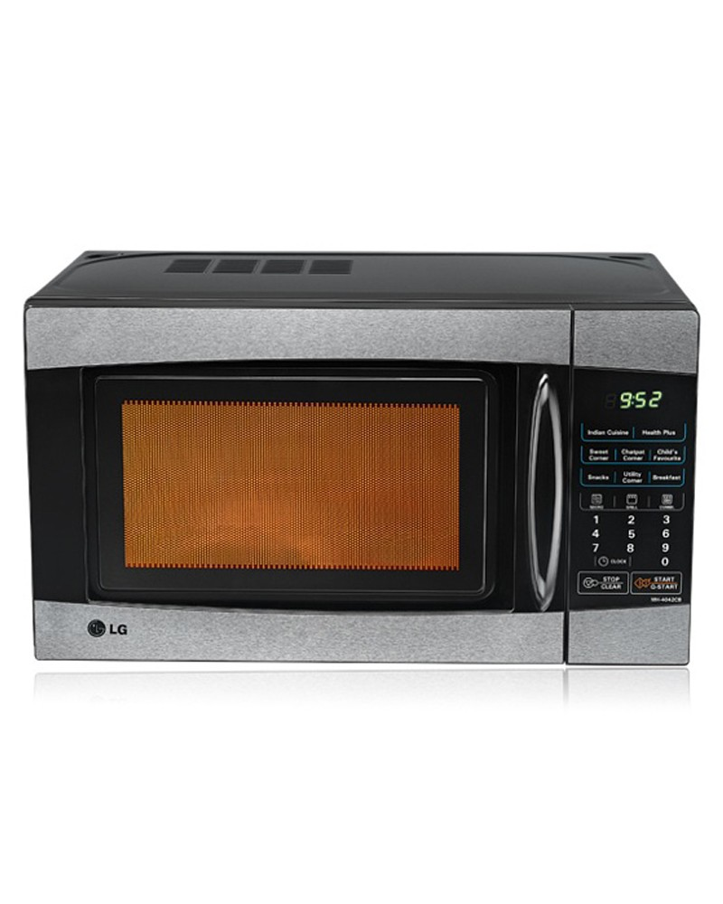 Grill Microwave Oven: Buy LG 20L Grill Microwave Oven MH2046HB Best Price
