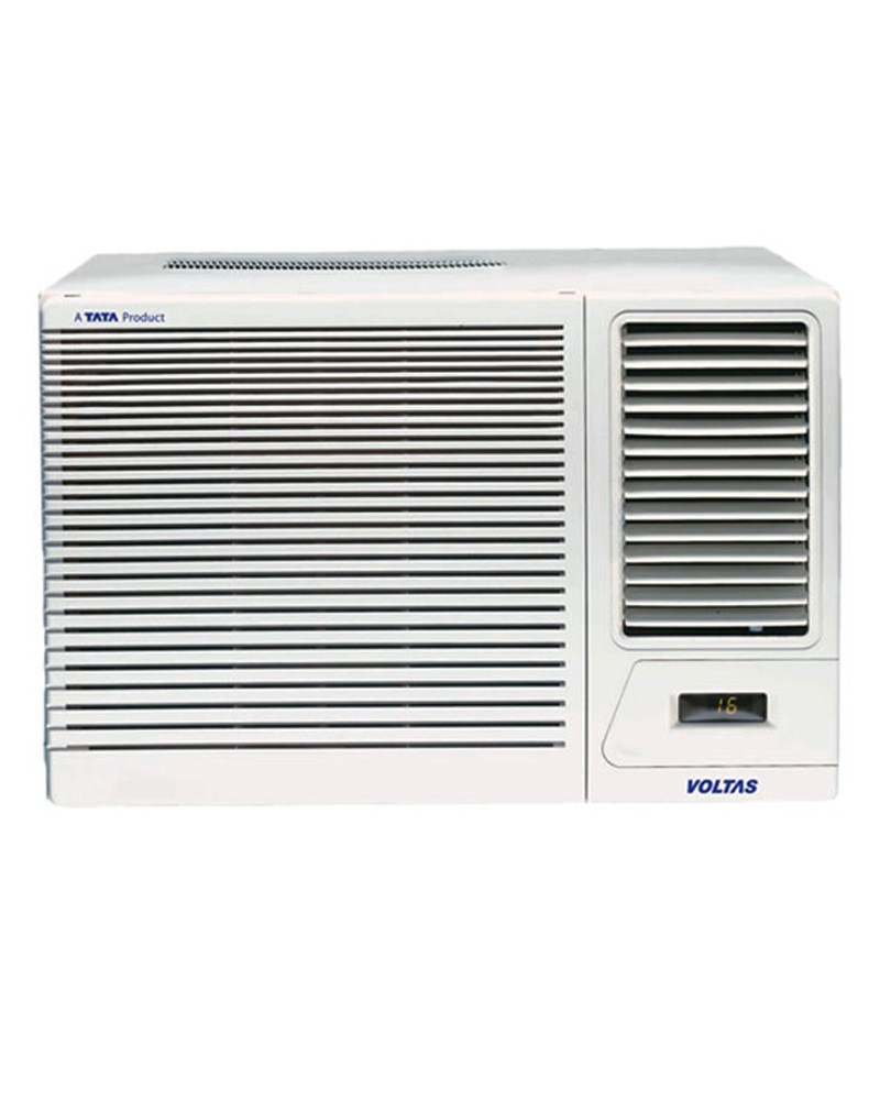 Buy voltas 2 star ton window air conditioner 182 eyi for 1 5 ton window ac price in chennai